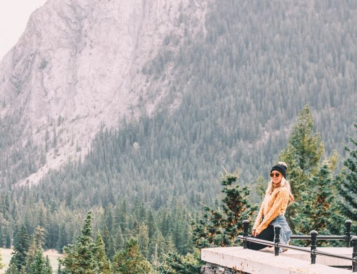 5 REASONS TO VISIT BANFF