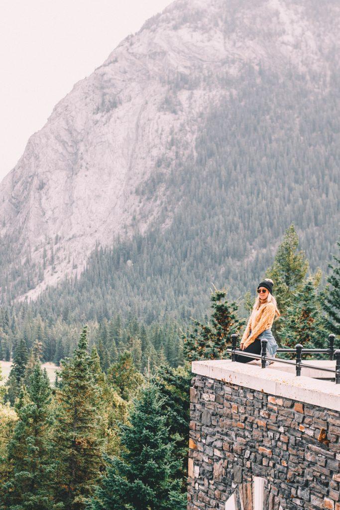 5 REASONS TO VISIT BANFF