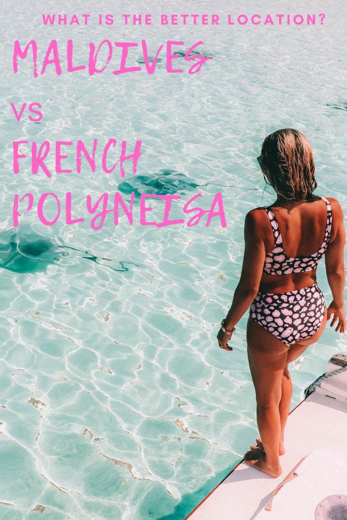 MALDIVES VS. FRENCH POLYNESIA