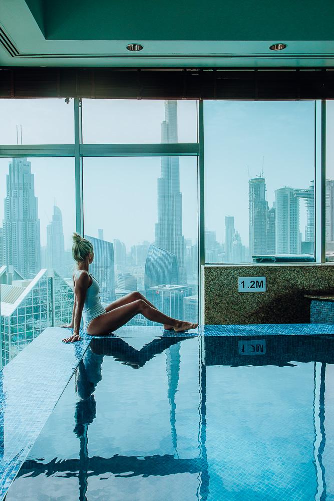 Shangri La Dubai Review