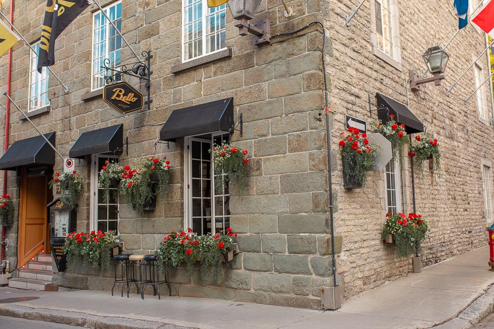 Quebec City Restaurants
