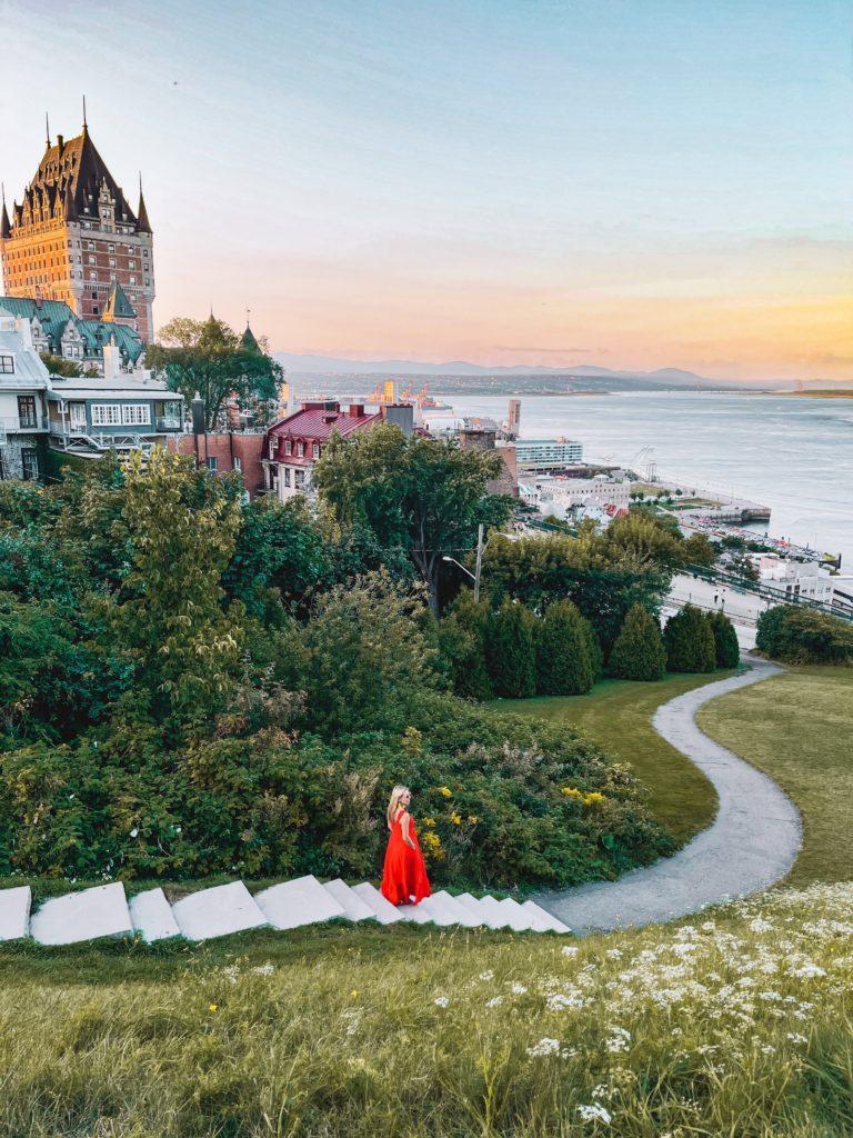 Quebec City Itinerary